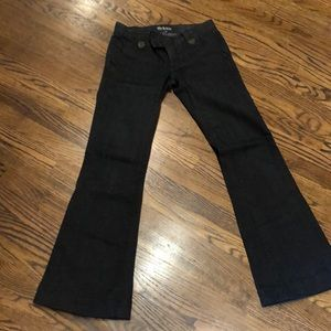 Anlo charcoal trouser Jeans.